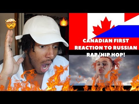"""CANADIAN FIRST REACTION TO RUSSIAN RAP/HIP HOP! """"GONE.Fludd - МАМБЛ"""""""