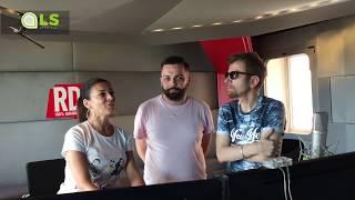 Roberta Lanfranchi E Claudio Guerrini, Le Voci Del Pomeriggio Di Rds