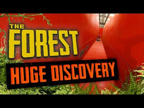 A HUGE DISCOVERY | The Forest
