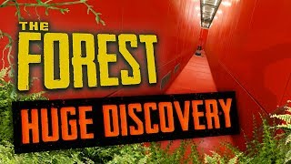A HUGE DISCOVERY | The Forest thumbnail