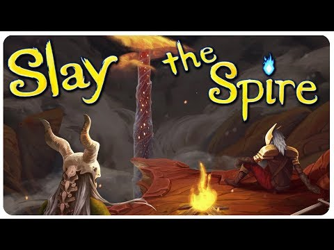 IT'S TIME TO D-D-D-D-D-D-D-DUEL! | Slay The Spire Gameplay