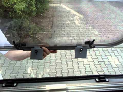 Wohnmobil fenster sichern for Einbruchschutz fur fenster