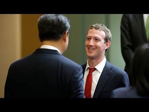 Xi Refuses Mark Zuckerberg's Baby Naming Request