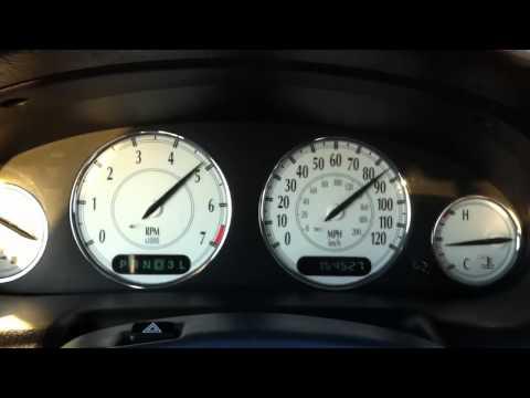 Chrysler LHS 0-110!!