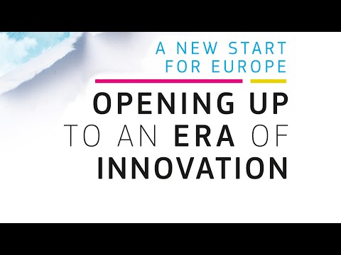 Conference 'Opening up to an ERA of Innovation' 22-23 June 2015, Brussels