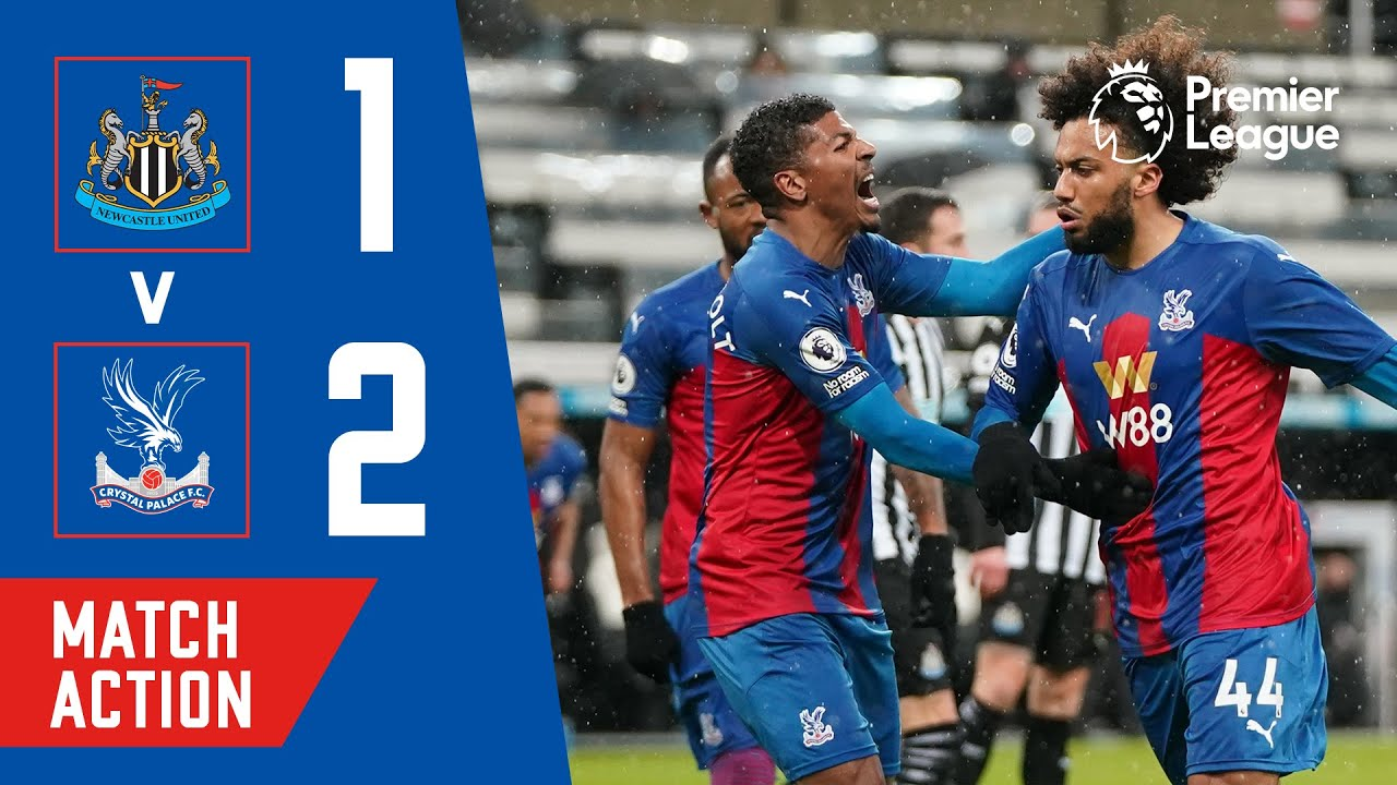 Three points, consecutive wins and one solid Palace performance! | Newcastle 1-2 Crystal Palace