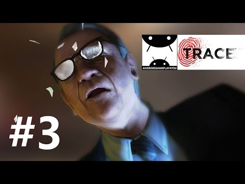 The Trace: Murder Mystery Game Android GamePlay #3 (1080p