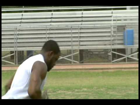 Saints RB Mark Ingram Training.mov