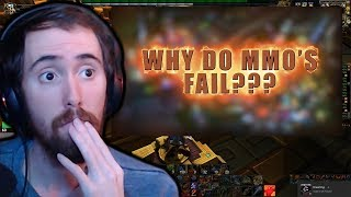 "Asmongold Reacts To ""Why Do MMO's Fail?"" By Nixxiom"