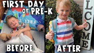Owen's First Day of School!