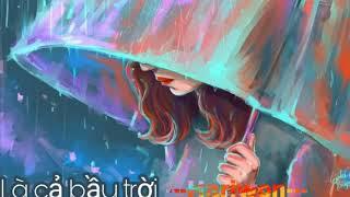 Là Cả Bầu Trời | HariWon | Lyrics | Official Reality