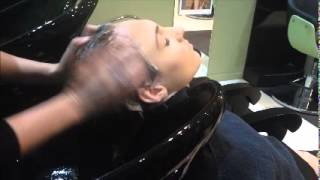 How to Shampoo Hair - Call Vicki's Hairtrix on +617 3284 6923