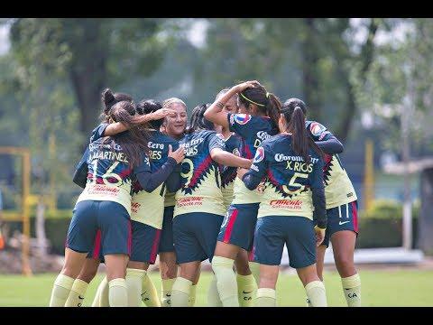 Resumen: América 1-0 Tijuana | Liga Mx Femenil |  Jornada 1