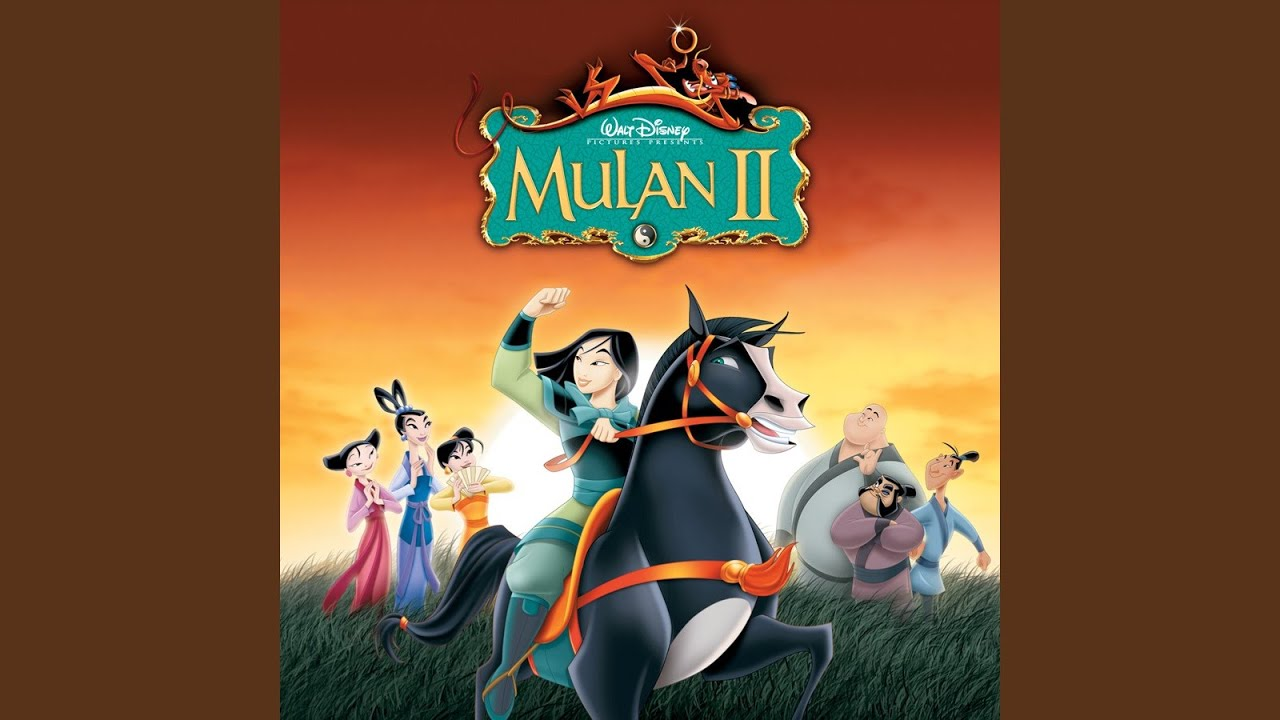 "Lesson Number One (From ""Mulan II"" / Soundtrack Version ..."