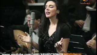أنغام تغني لأم كلثوم
