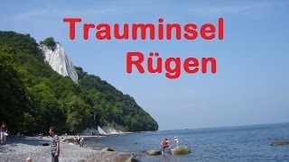 Insel Rügen, Baabe Binz Prora Königsstuhl Sassnitz Hiddensee