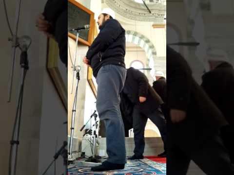 Hüseyin ÇALIŞKAN - Fatih Camii Kamet