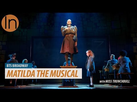Matilda the Musical - Miss Trunchbull