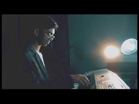 Piano Cover - Chand Chupa Badal Mein