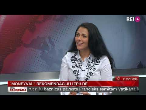Intervija ar Kontroles dienesta vadītāju Ilzi Znotiņu
