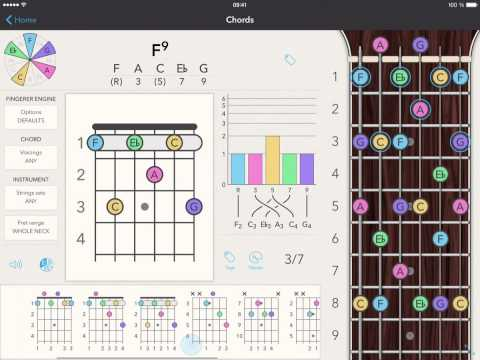 Chord! 2.1 for iOS, 30s iPad App Store Preview