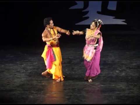 Dropadi Swambara Duet Dance