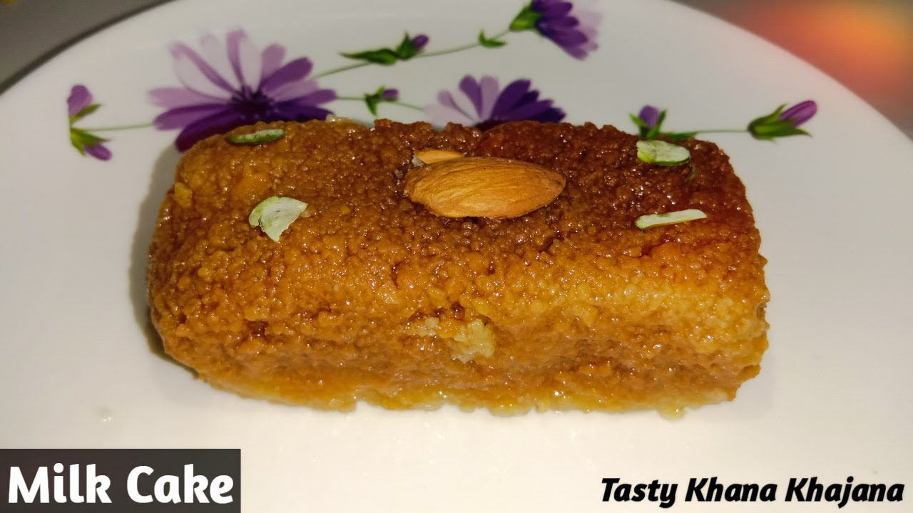Diwali Special Kalakand Recipe | दानेदार कलाकंद झटपट आसान रेसिपी |15m Kalakand | Tasty khana khajana