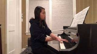 "TYWC: Abigail Wu ""Love Dream"" By Liszt Piano Cover"