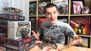 Как научиться играть в Warhammer 40к - 03 - Собирания Армии