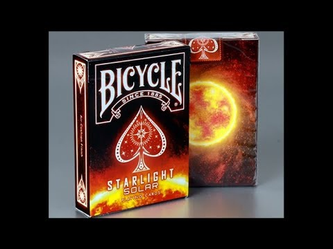 Bicycle Starlight Solar Deck Review