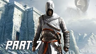 Assassin's Creed Walkthrough Part 7 - Dock Yard (PC Let's Play Commentary)