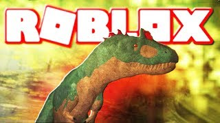 Roblox Dinosaur Institute (Let's Play Video Dinosaurs)