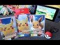 Unboxing Let's GO Pikachu & Eevee Collectors Edition