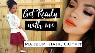 Get Ready With Me | Transitioning To Winter | Belinda Selene