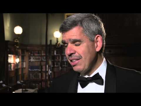 Interview with Mohamed El-Erian