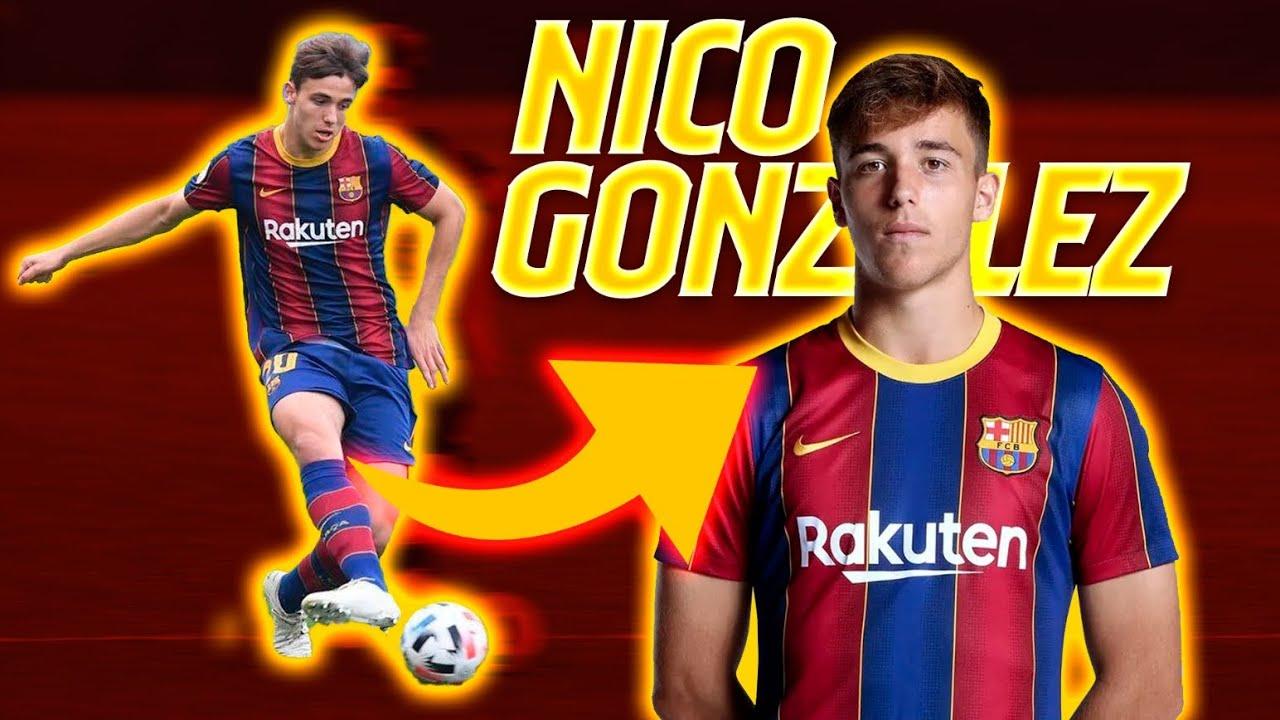 Download Who is NICO GONZÁLEZ? Skills, plays, tricks 🔥🔥