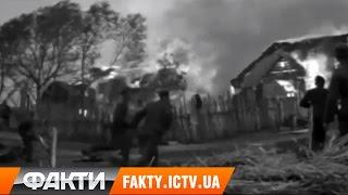 Исторические факты о Волынской трагедии
