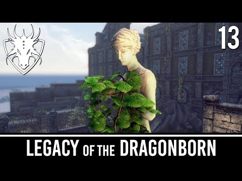 Skyrim Mods: Legacy of the Dragonborn - Part 13