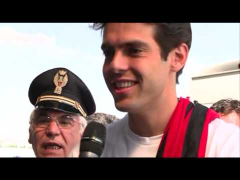AC Milan | Kaka': 'Sognavo di tornare qui' (with subtitle)