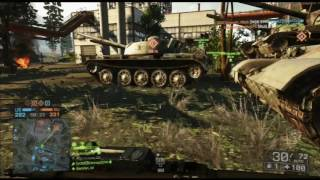 Battlefield 4- Gameplay ACW-R (PS3)