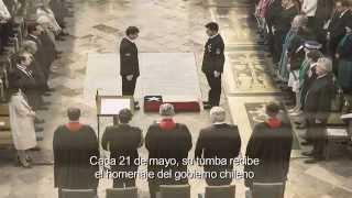 LORD COCHRANE, CAPITAN DE MAR Y GUERRA. Primer trailer (2014)