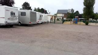 Aire de Camping Car d'Etretat (76-Haute Normandie)