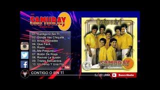 Grupo Samuray Albm Contigo O Sin T 1997 CD Completo LINK DE DESCARGA.mp3