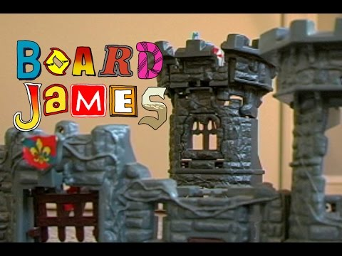 Weapons and Warriors - Board James (Episode 4)