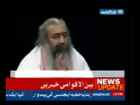 Indian Sadhu's Message For All The Muslims Around The Globe -youtub.pk