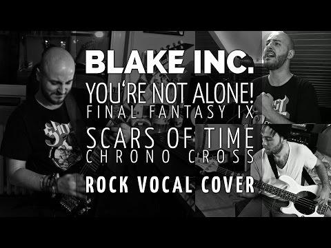 Final Fantasy IX – You're Not Alone! – Rock Vocal Remix