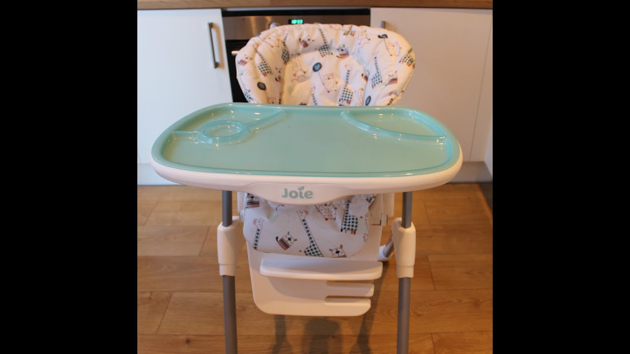Joie Mimzy Highchair Review