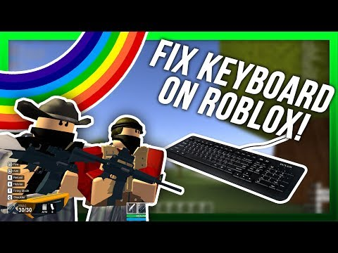 Fix Keyboard Not Working On Roblox Youtube