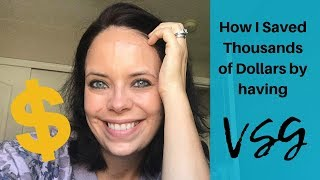 HOW VSG SAVED ME THOUSANDS OF DOLLARS ● SAVING MONEY WITH WEIGHT LOSS SURGERY
