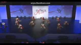 Lay Me Gently - Denise Wall Dance Energy (Closing Show)